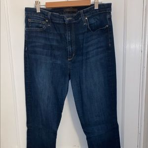 Joe's High Rise Skinny Ankle Jeans